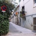 Canet-Strasse in Sarrià