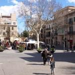 Hauptplatz von Sarrià