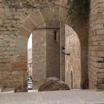 Eingangspforte zum Kloster von Pedralbes
