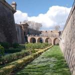 Eingang zur Festung auf dem Montjuic