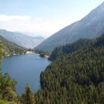 Bergsee Estany de Sant Maurici (Espot)