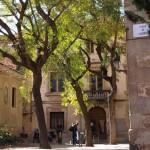 Square Plaça de Sarrià