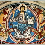 Romanesque 'pantocrator', in the MNAC