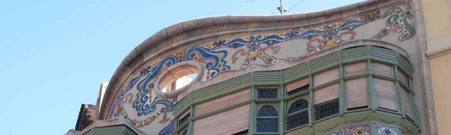 Barcelonas Jugendstil