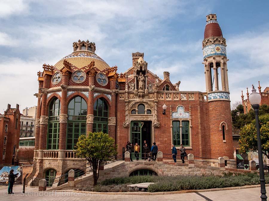 Barcelonas modernisme nicht nur gaud privater reiseleiter in barcelona und katalonien - Architekt barcelona ...
