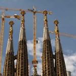 Glockentürme der Sagrada Familia