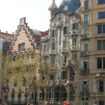 Casa Batlló und Casa Ametller im Häuserblock der Zwietracht