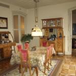 Esszimmer im Haus La Pedrera