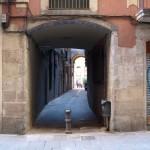 Gassen im Viertel La Ribera