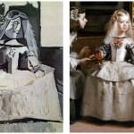 Las Meninas, Picasso vs Velazquez