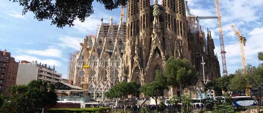 Kirche Sagrada Familia