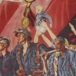 """Die """"Falange"""", Francos Bewegung"""