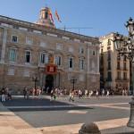Palais der katalanischen Regierung