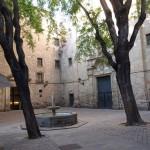 Plazoleta del Barrio Gótico