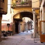 Callejuela del Barrio Gótico