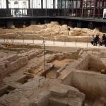Excavaciones de la ciudad medieval