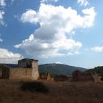 Landschaft im Süden Kataloniens