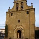 Romanische Dorfkirche in Folgueroles