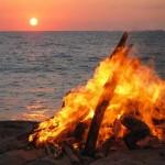 """Feier der Sommersonnenwende """"Sant Joan"""""""