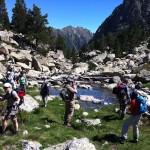 Wanderung im Monestero-Tal