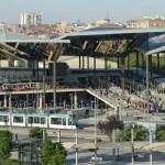 Moderner Trödelmarkt in Barcelona