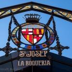 Alte Markthalle La Boqueria