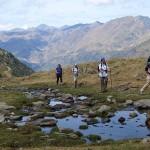 Wanderung im Sorteny-Tal